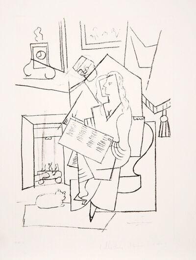 Pablo Picasso, 'Femme dans un Fauteuil', 1979-1982