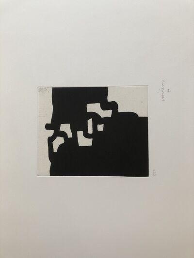 Eduardo Chillida, 'Batz', 1984