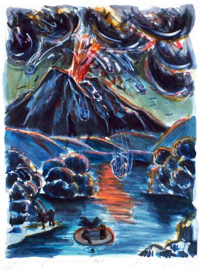 Helen Oji, 'Volcano Series #66', 1984