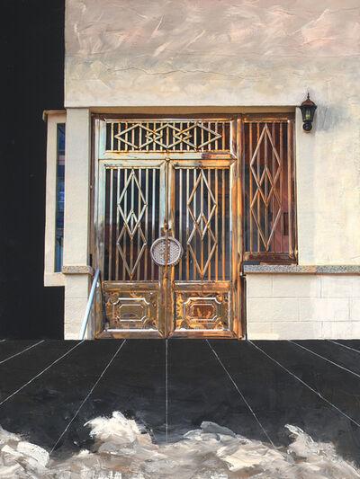Robin Winfield, 'San Francisco Doorway', 2018