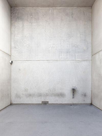 Robert Glas, 'Voor vrij Nederland (immigration detention, location Schiphol) right image', 215