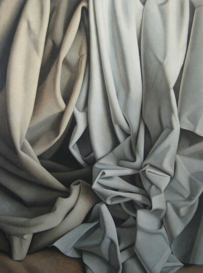 Christina Mosegaard, 'Two Kinds of Cloth', 2017