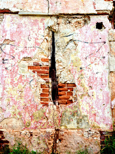 Suat Akdemir, 'AbstractCuba Series 'walls'', 2015