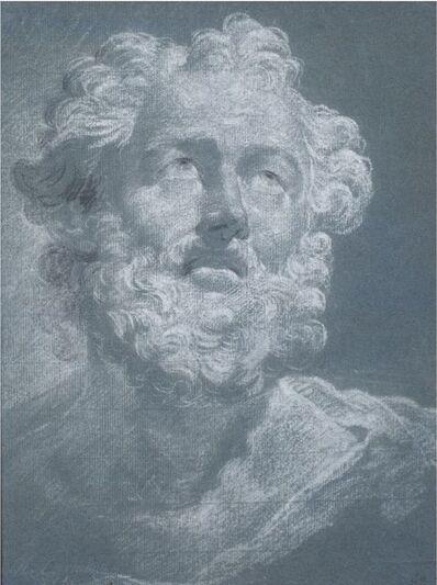 Manuel Salvador Carmona, 'Apostle's head', 1766