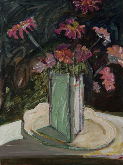 Katherine Boucher Beug, 'In a Green Vase', 2018