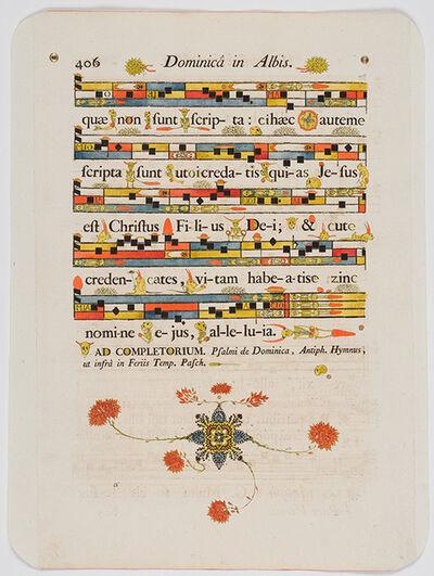 Philippe Favier, 'Antiphonium (1)', 2009-2010
