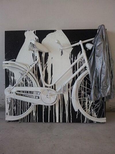 Erika Calesini, 'Italian Cycle with Jacket', 2011