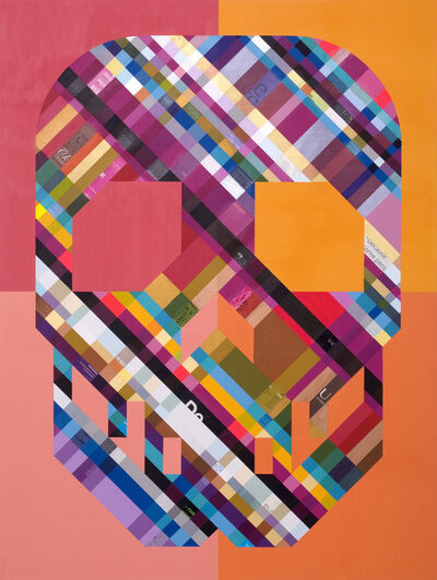 Clark Goolsby, 'Skull V', 2009