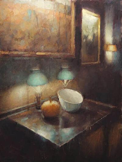 Nicolas Martin, 'Two Lamps', 2017