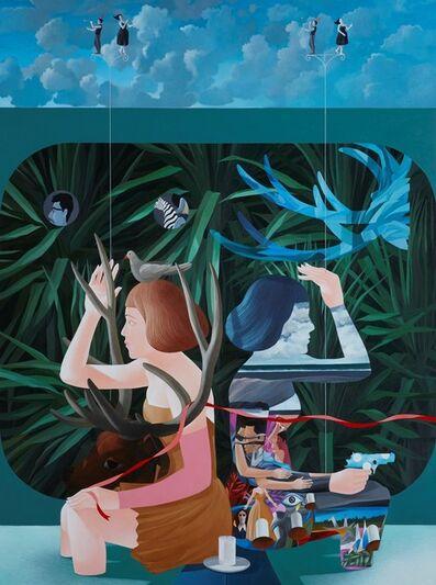 Knakorn Kachacheewa, 'Pool Party', 2014