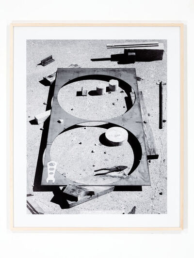 Matthew Porter, 'Circles, Pebbles, Steel ', 2015