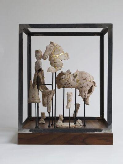Bouke de Vries, 'Horse Whisperer', 2016