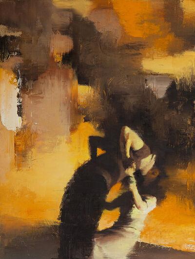 Gary Ruddell, 'The Kiss', 2016
