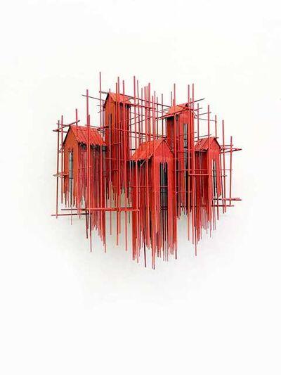 David Moreno, 'Pequeña comunidad I', 2019