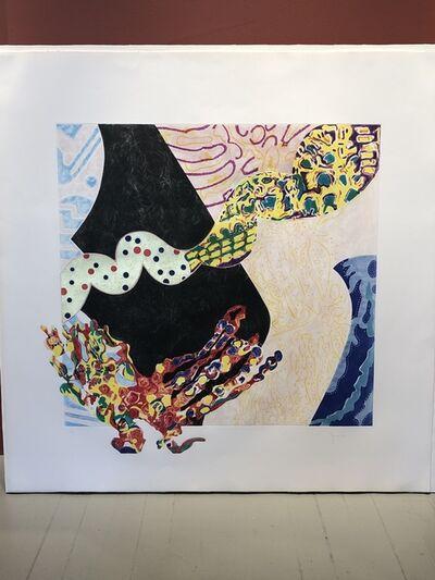 Nancy Graves, 'Borborygmi', 1988