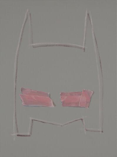 Sebastian Herzau, 'Maske (10)', 2019