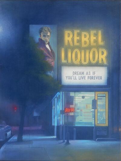 Ben Steele, 'Rebel Liquor', 2018