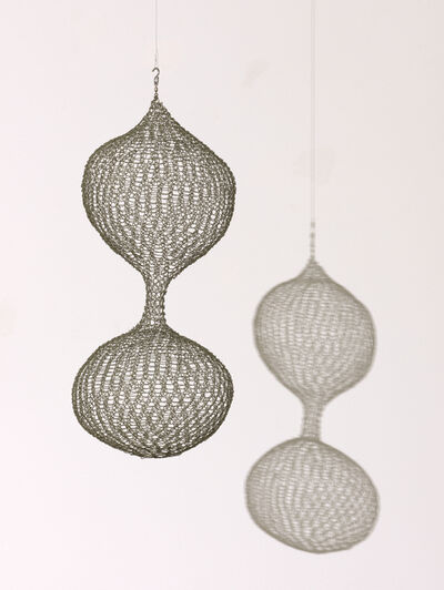 Ruth Asawa, 'Untitled (S.530, Hanging, Two-Lobed, Continuous Form)', ca. 1952-1954