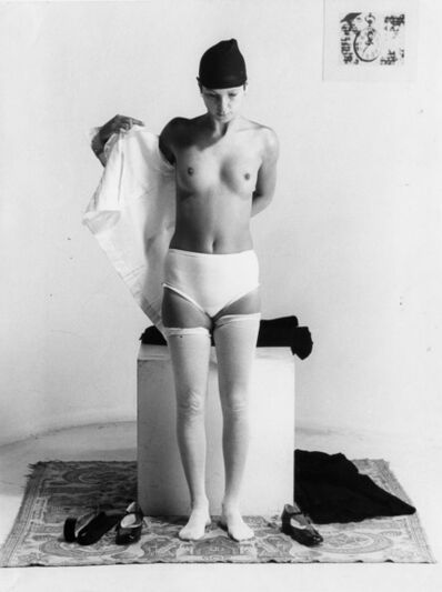 Elisabetta Catalano, 'Ideologia e natura', 1973