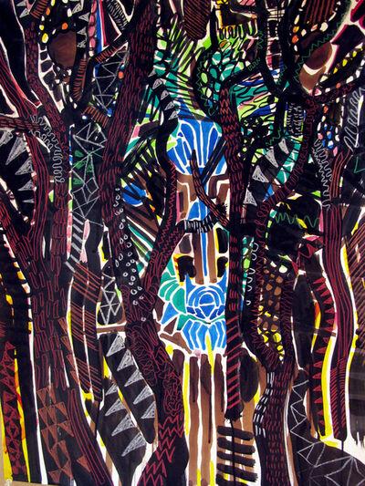 Jules Buck Jones, 'Hamadryad 4', 2012