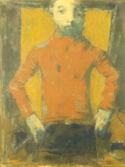 David Aronson, 'Boy with Red Shirt'