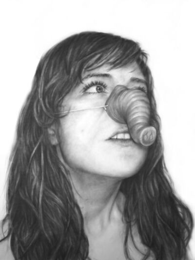 Melissa Cooke, 'Self Portrait as Elephant', 2008