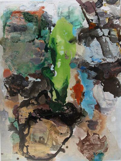 Julia Nee Chu, 'Green Deep'