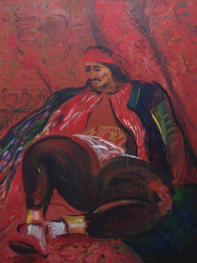 Aldo Mondino, 'Untitled', 1985