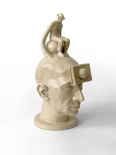 Waone Interesni Kazki, 'Psychic Head', 2020