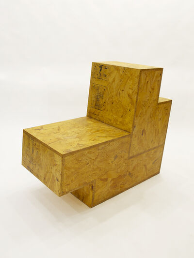 RO/LU, 'Shape Chair Zag', 2010