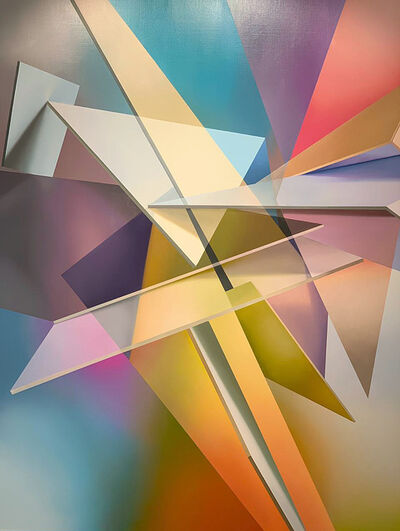 Javier Peláez, 'Construct I', 2019