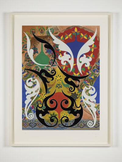 Philip Taaffe, 'Ornamental Panel IV', 2011
