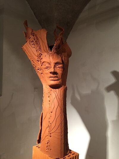 Norma de Saint Picman, 'Spirit of the Karst woods', 2015