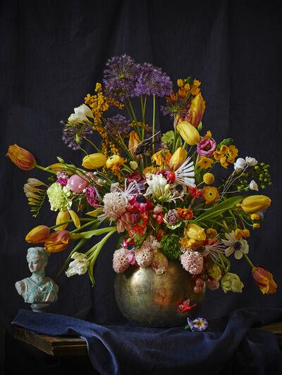 Josef Fischnaller, 'Flowerbomb - Apocalypse', 2014
