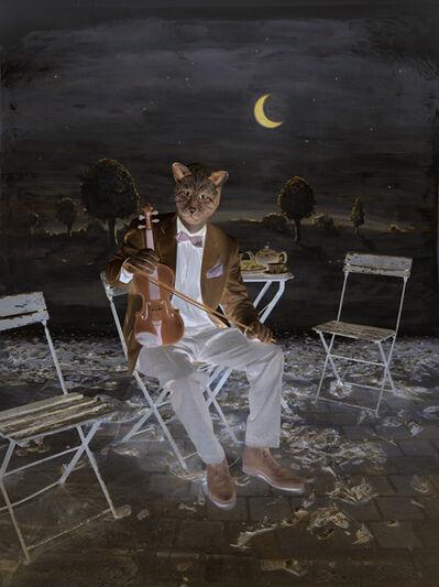 Teun Hocks, 'Untitled nr.265 (Orchestre de chambre noir)', 2015