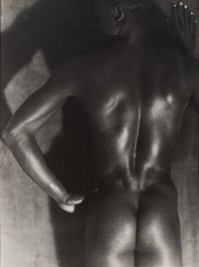 Erwin Blumenfeld, 'Nude, Amsterdam', ca. 1935