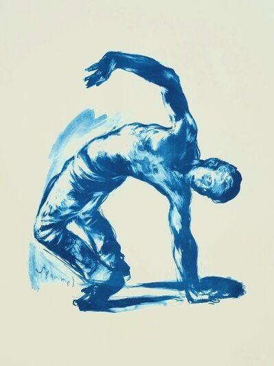 Martin Stommel, 'Blue break 1', 2014