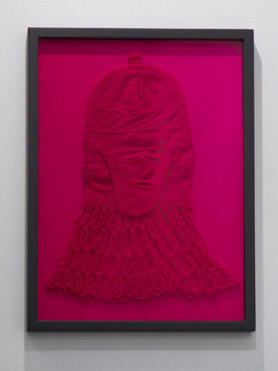 Osías Yanov, 'Untitled (Mask)', 2015