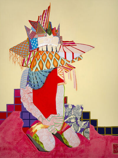 Kathy Loev Putnam, 'Crazy Hat Dress Up', 2018