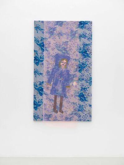 Jenny Watson, 'Blue day', 2011