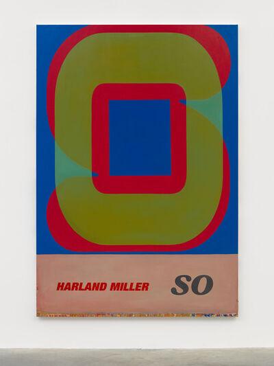 Harland Miller, 'SO', 2019