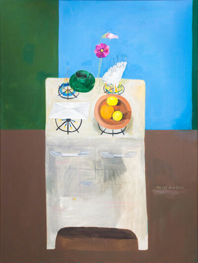 Michael Hilsman, 'Still Life on A Stove', 2019