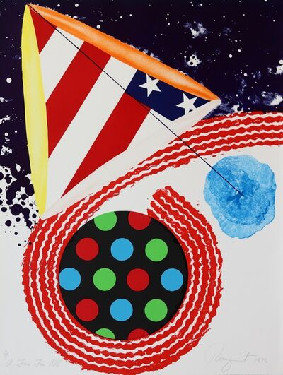 James Rosenquist, 'A Free For All', 1972