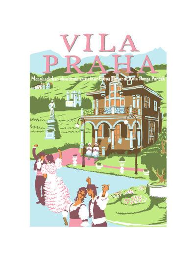 "Krack! Studio, 'Villa Praha, 2007 (from the series ""Tanah/Impian (Dream/Land)"")', 2014-2017"