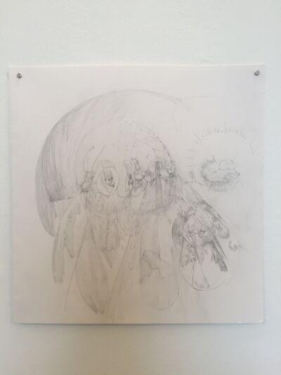 Joel Wyllie and Jerusha West, 'Collaborative Drawing 2', 2019