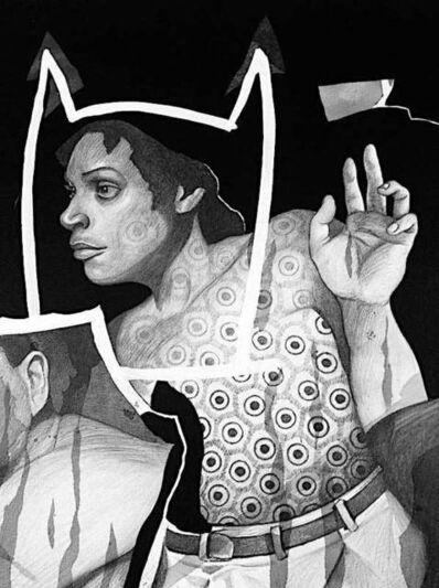 Hugo Crosthwaite, 'Chingollywood Drawing 1', 2018