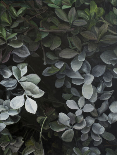 Guo Hongwei 郭鸿蔚, 'White Leaves No.1 白叶 No.1', 2016