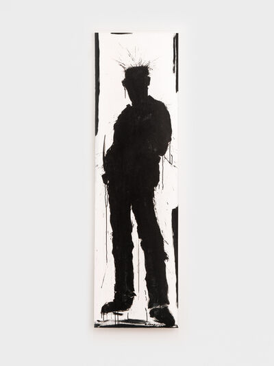 Richard Hambleton, 'Untitled (Standing Shadowman)', 2003