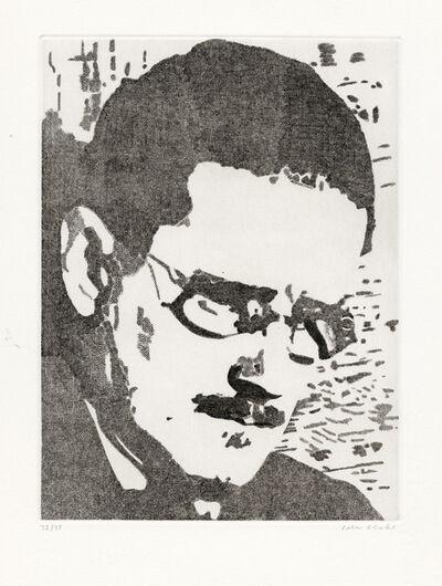 Peter Blake, 'James Joyce', 1983-1984