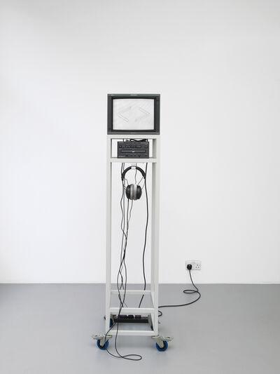 Charlotte Prodger, 'Compression Fern Face', 2014